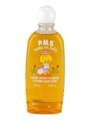 Pmb Jabon Liquido Glicerina 250