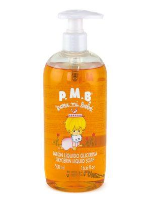 Pmb Jabon Liquido Glicerina 500