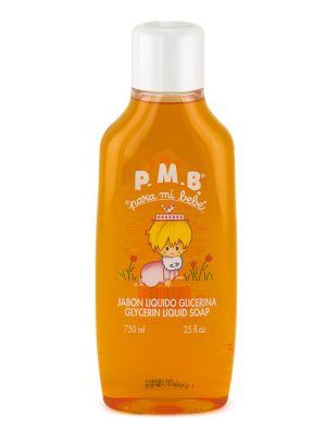 Pmb Jabon Liquido Glicerina 750