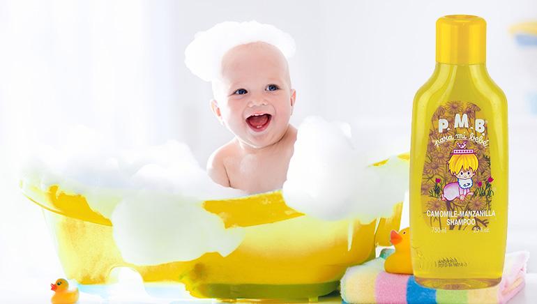 Pmb Shampoo Camomile Main